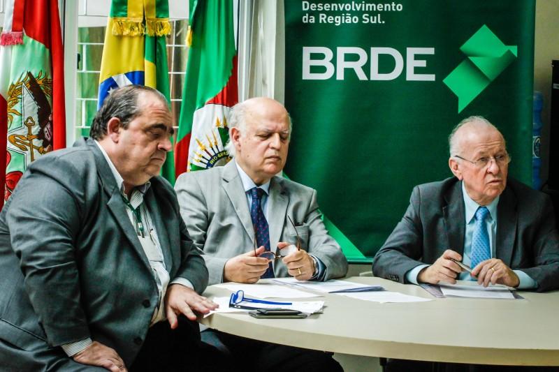 BRDE apresenta balanço do 1º semestre de 2016